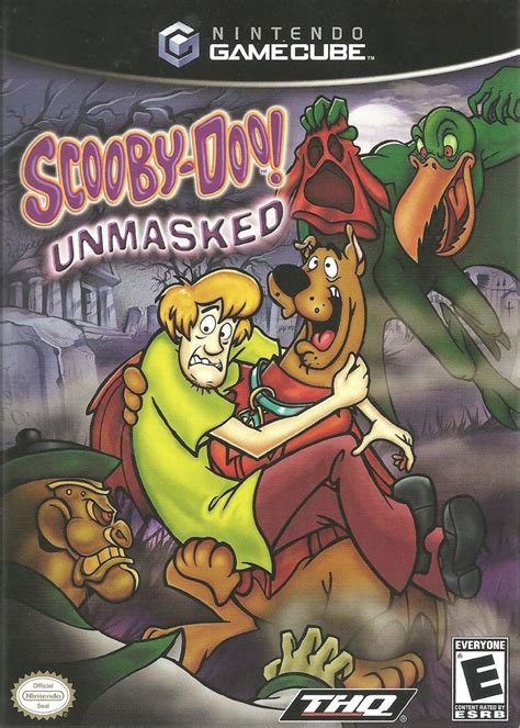 Scooby-Doo!: Unmasked for GameCube (2005) - MobyGames