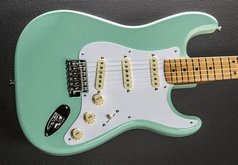 Classic Series 50's Stratocaster - Surf Green - Dave's