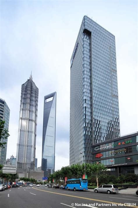 Taiping Financial Tower - The Skyscraper Center