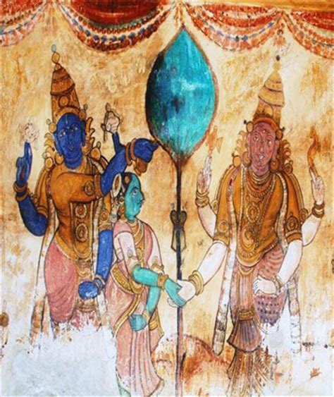 Ajantha and Ellora, Cave painting - Indian Traditional Art