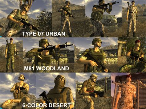 Military Armor Pack at Fallout New Vegas - mods and community